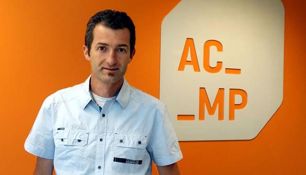 foto de Eric Colon, socio-director de proyectos en ACMP.