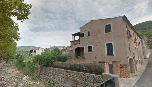 El suceso tuvo lugar en un hostal de  de Esporles, en Palma.