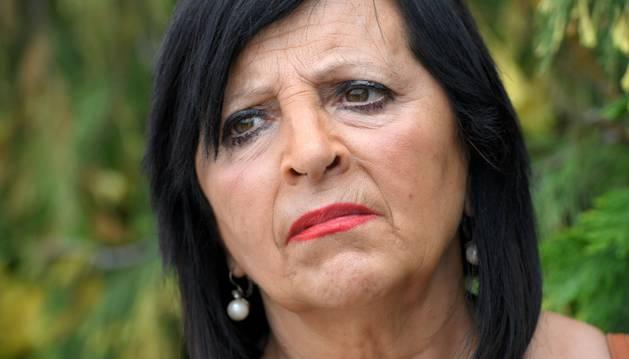 Pilar Abel, supuesta hija de Salvador Dalí.