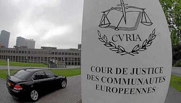 Tribunal de Justicia de la Unión Europea.
