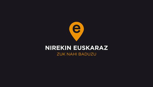 El Ayuntamiento se suma a una campaña para fomentar el euskera en fiestas