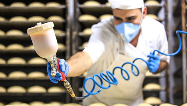 Imagen de un trabajador.
