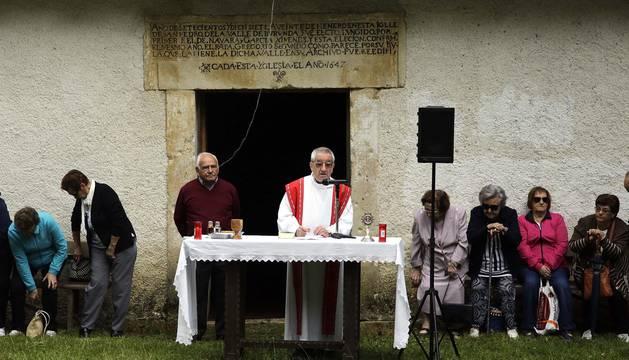 Fiesta de San Pedro en la Ermita de Alsasua