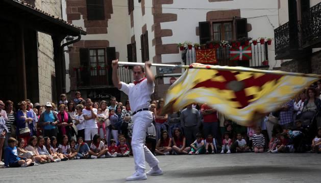 Fiestas de Santesteban/Doneztebe