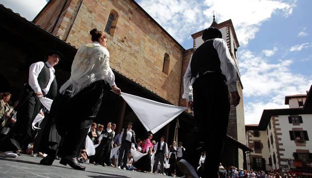 Fiestas en Santesteban