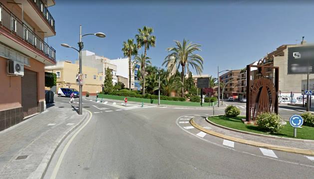 Foto de la localidad de Paterna (Valencia).