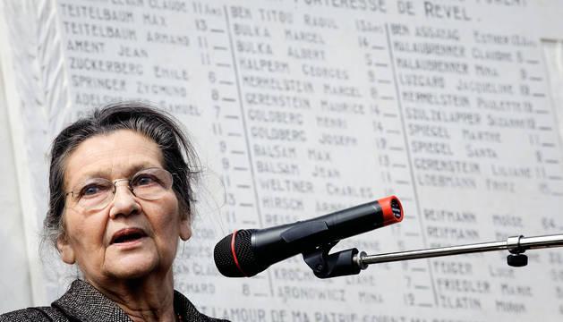 Muere la primera presidenta del Parlamento Europeo, Simone Veil