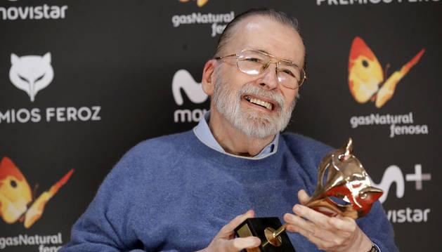 Chicho Ibáñez Serrador recibirá el premio Maestro de lo Fantástico