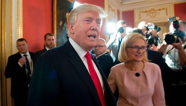 Trump acusa a Obama de inacción frente a Rusia por motivos partidistas