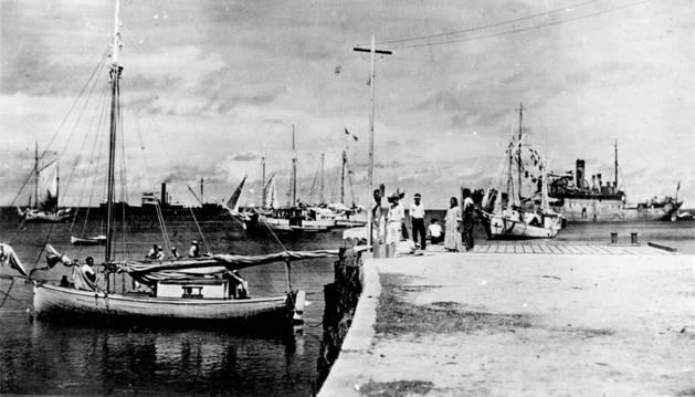 La foto que alimenta el misterio de Amelia Earhart