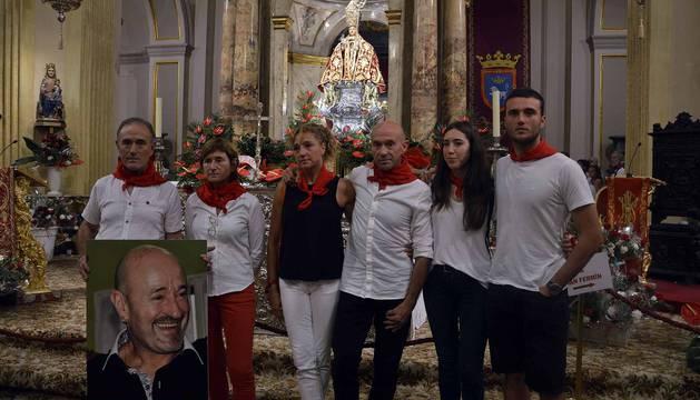 Homenaje a Julen Madina