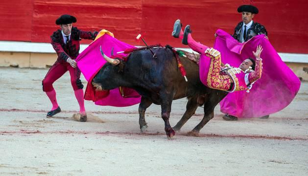 Corrida de toros del día 13 con la ganadería Nuñez del Cuvillo