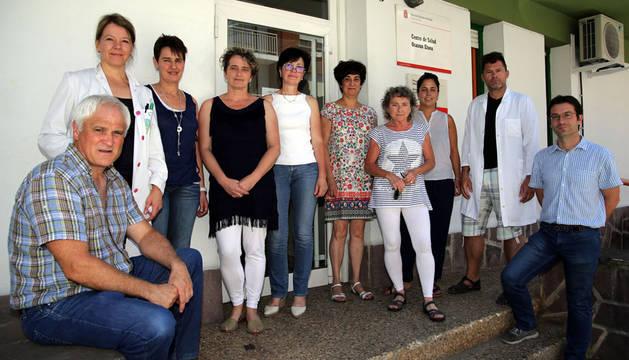 Menos viajes a Pamplona con el nuevo centro de salud de Santesteban