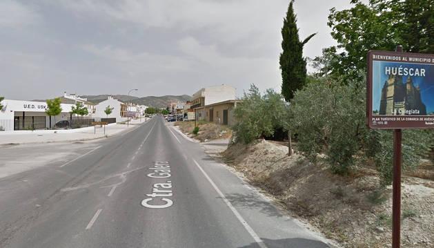 Mata a su esposa con un hacha en Huéscar (Granada) y luego se suicida