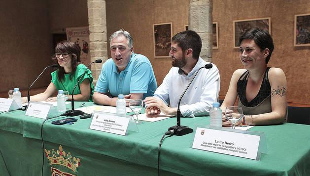 El Ayuntamiento hace un balance positivo de San Fermín 2017 pese al descenso de visitantes