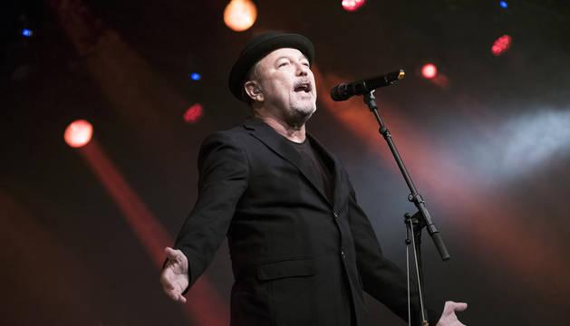Rubén Blades baja el telón del Festival de Jazz de Vitoria