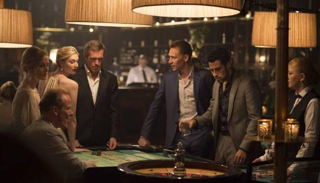 'El Infiltrado' está protagonizada por Hugh Laurie ('House') y Tom Hiddleston ('Los Vengadores', 'Thor').