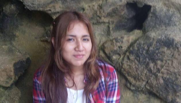 Cindi Jenifer Ajila Zari, de 20 años.