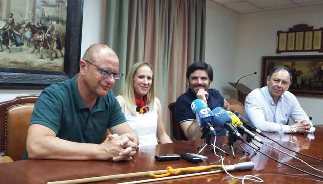 Estela Navascués lanzará el cohete de Santa Ana en Tudela