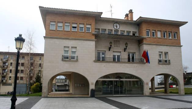 Ayuntamiento de Orkoien.