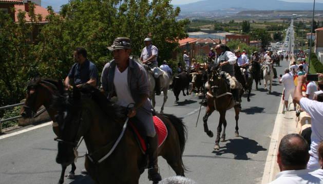 Viana celebra sus fiestas patronales