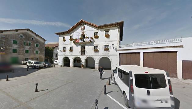 Ayuntamiento de Arantza.