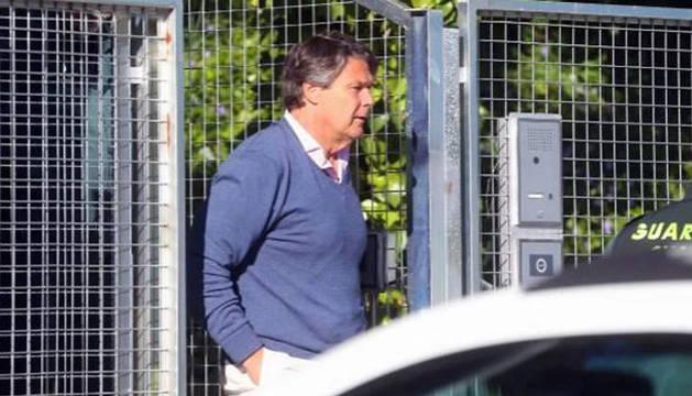 Imagen de Pablo González, hermano del expresidente de la Comunidad de Madrid Ignacio González.