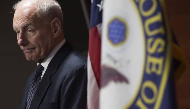 El nuevo jefe de Gabinete de la Casa Blanca