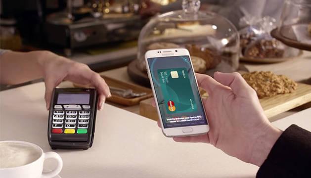 El pago a través del móvil aumenta en España