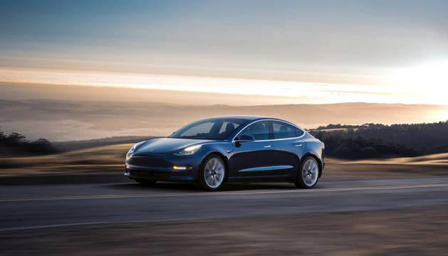 Foto de la compañía ya tiene más de medio millón de pedidos para el vehículo.