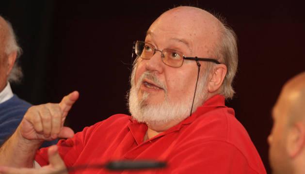 Imagen del director de cine José Luis Cuerda.