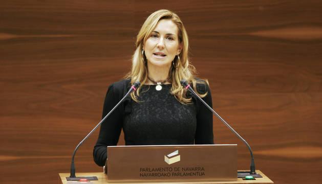 Ana Beltrán, del PPN.