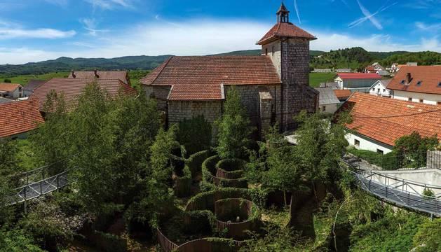 Peña de San Miguel