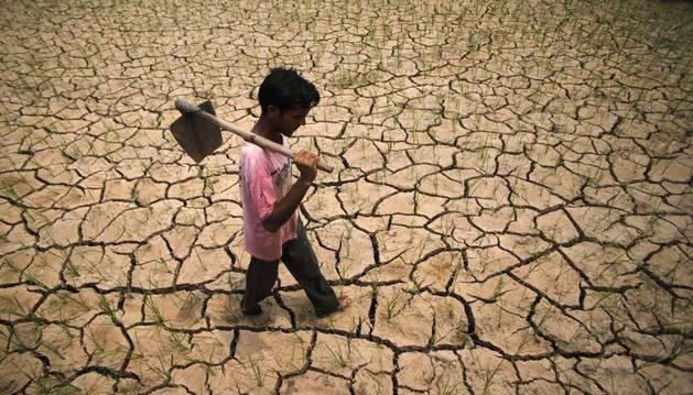 Sequía en Asia