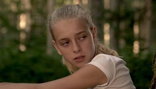 Escena del corto 'La decisión de Laura'