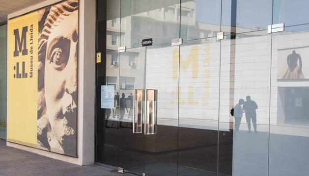 Imagen del museo de Lleida, donde se encuentran las obras de arte de Sijena que reclama Aragón.