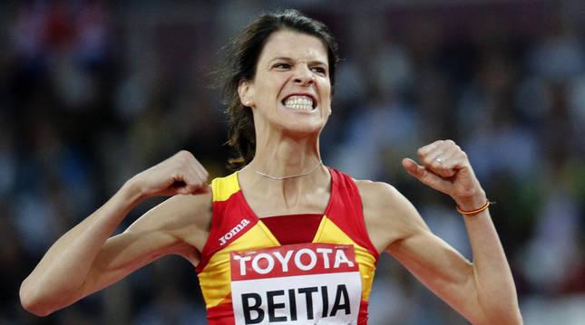 Ruth Beitia.