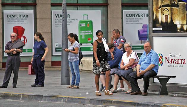 El peso de la población extranjera nacionalizada en Navarra supone el 6,2% de toda la ciudadanía.
