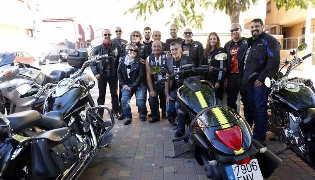 XVIII Concentración de motos 'La Pellejo' de Ribaforada