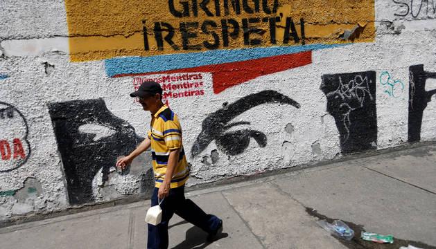 Venezuela cree que Trump busca