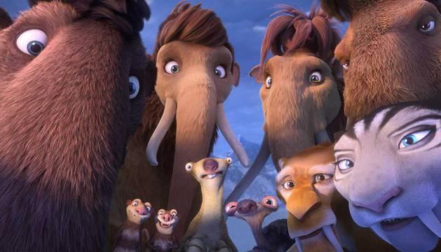 Fotograma de 'Ice Age. El gran cataclismo'.