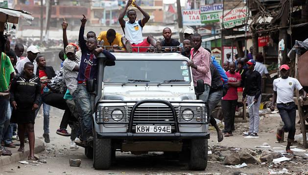 Kenia recupera la calma tras los violentos enfrentamientos por las elecciones