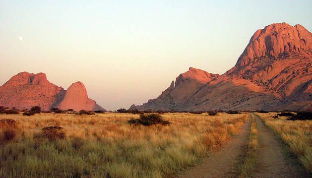 Muere una turista española en un accidente de autobús en Namibia