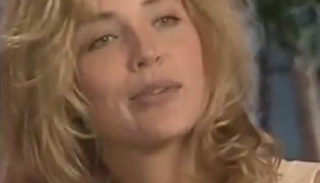 Fotograma del vídeo compartido en las redes sociales por la actriz.