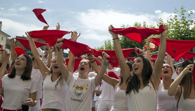 Fiestas de Aibar 2017
