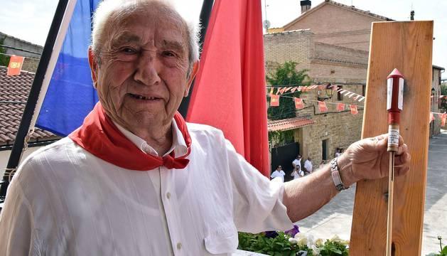 Inicio de las fiestas populares de Beire 2017
