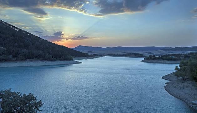 Sequía en Navarra