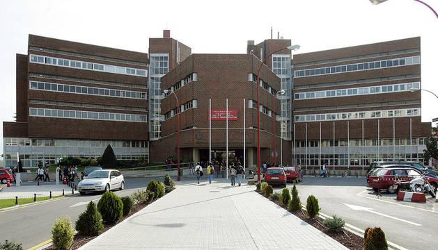 Edificio de Ciencias de la Universidad de Navarra