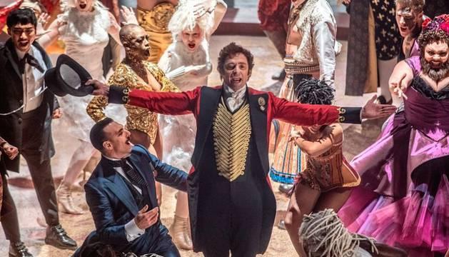 Hugh Jackman protagonizará 'El Gran Showman'