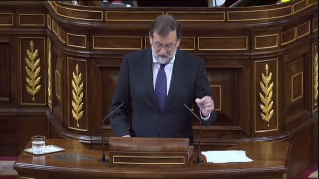 """Rajoy: """"No hay razón para esta comparecencia"""""""